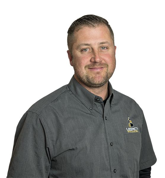 Jason Stoltenburg : Asst. Project Manager